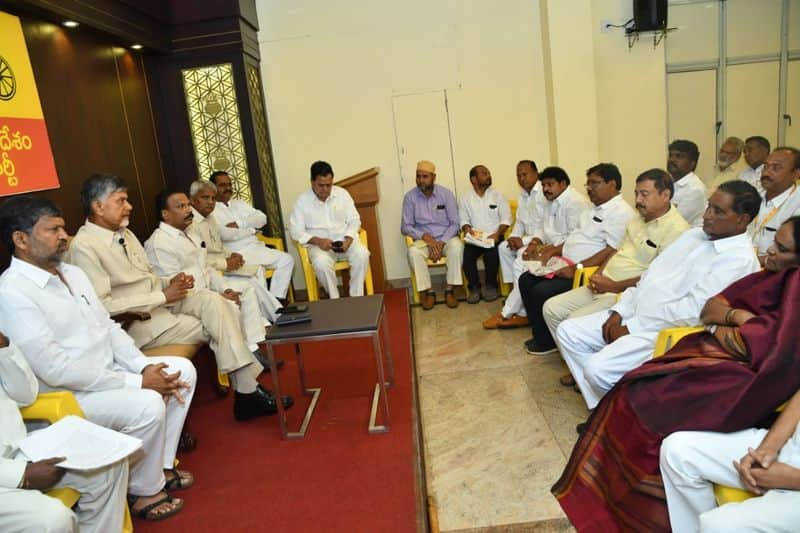 Reasons behind to tdp contest in huzurnagar by elections