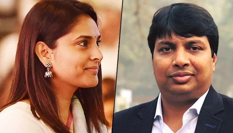 Rohan Gupta replaces controversial leader Ramya as Congress social media head
