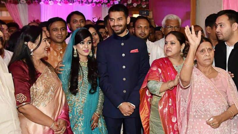 Lalu Yadav family expelled daughter-in-law Aishwarya from home