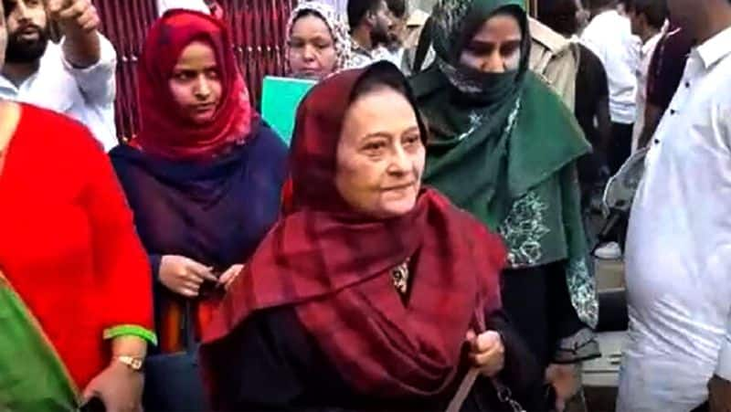 Azam Khan's wife's problems have increased as soon as she wins the by-election