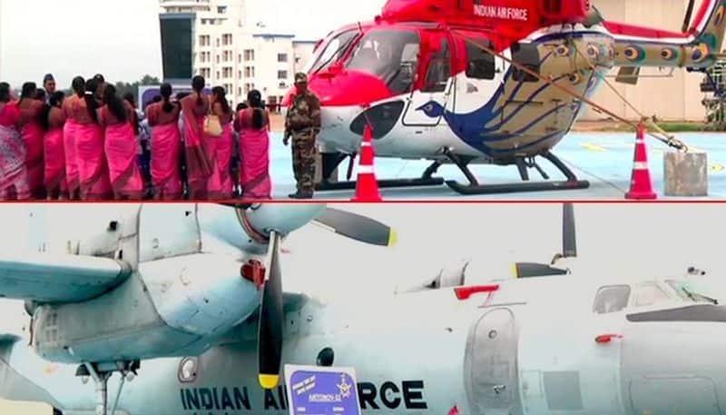 Coimbatore: Ahead of Air Force Day, IAF organises air show in Tamil Nadu