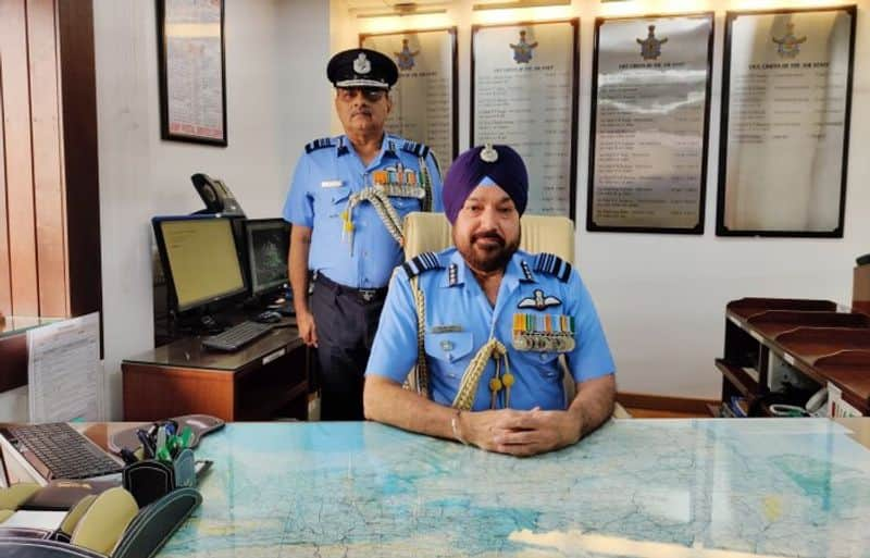 Air marshal HS Arora takes over as vice chief of Air Force