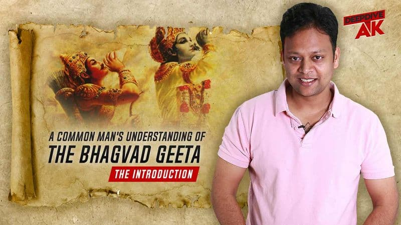 Deep Dive with Abhinav Khare: Can common man understand Bhagvad Geeta? Here's an introduction
