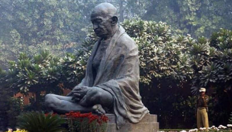 Gandhi Jayanti 2019 Nepal unveils first statue of Bapu