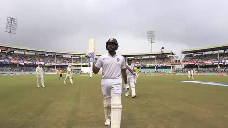 India vs South Africa Test Rohit Sharma hits 4th hundred in Tests first century as opener