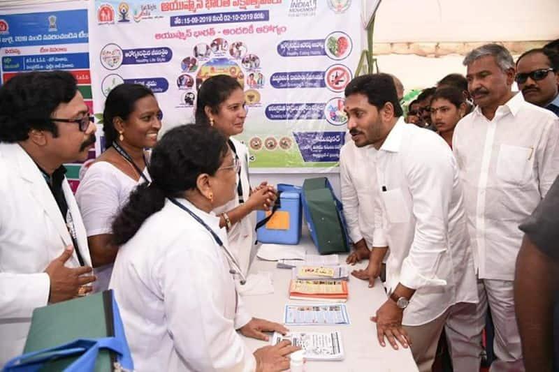 Jagan to launch YSR Kanti Velugu scheme on Oct. 10