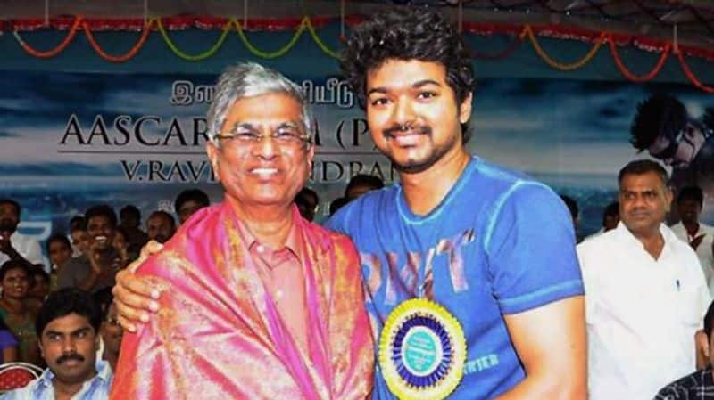 vijay father S A Chandrasekar Special interview