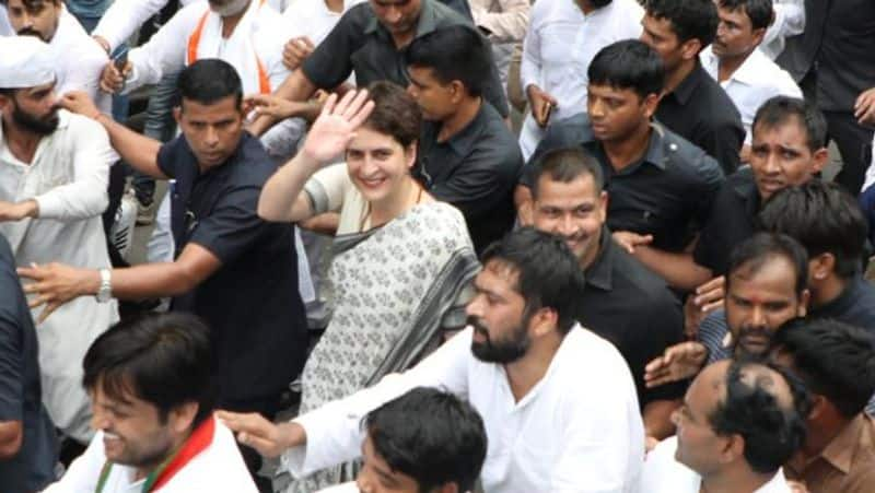 After removing the security of SPG, Priyanka Gandhi Vadra will no longer get this government facility