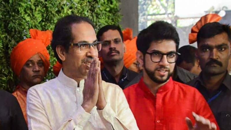 Shiv Sena has hit out at former allies BJP for removing  them from NDA