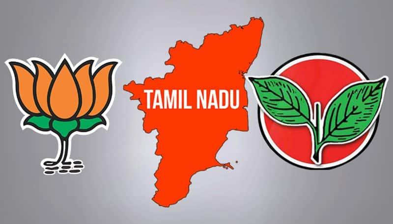 Is everything alright between AIADMK & BJP?