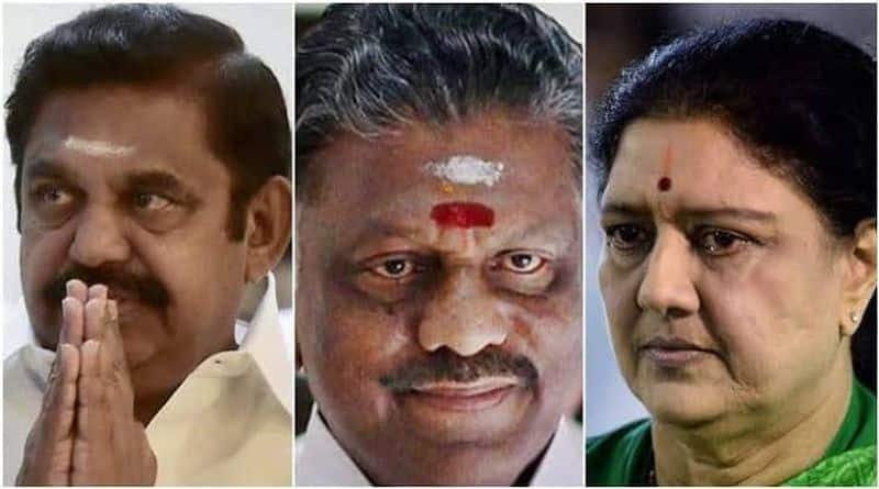 sasikala quit from the political... EPS-OPS-TTV Dinakaran together..?