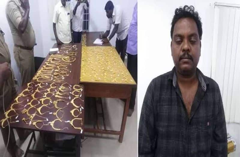 Sudden turn in Lalitha Jewellers robbery