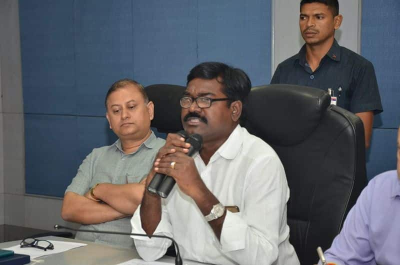 Transport minister Puvvada Ajau warns TSRTC staff