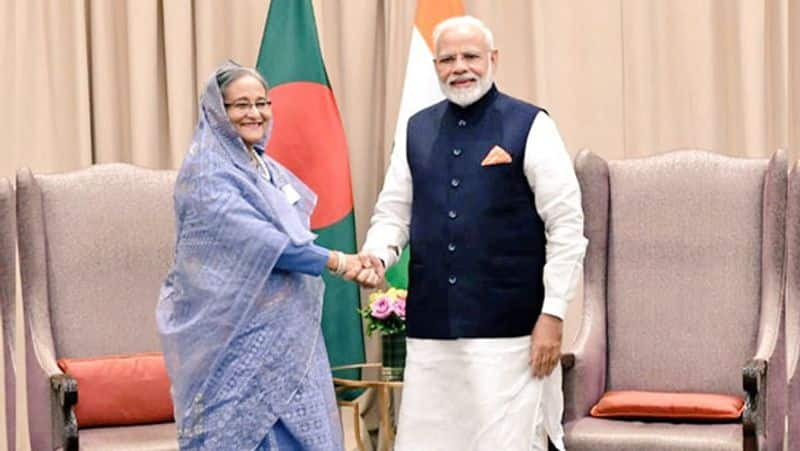 Bangladesh PM all set to hold bilateral discussions with PM Modi today