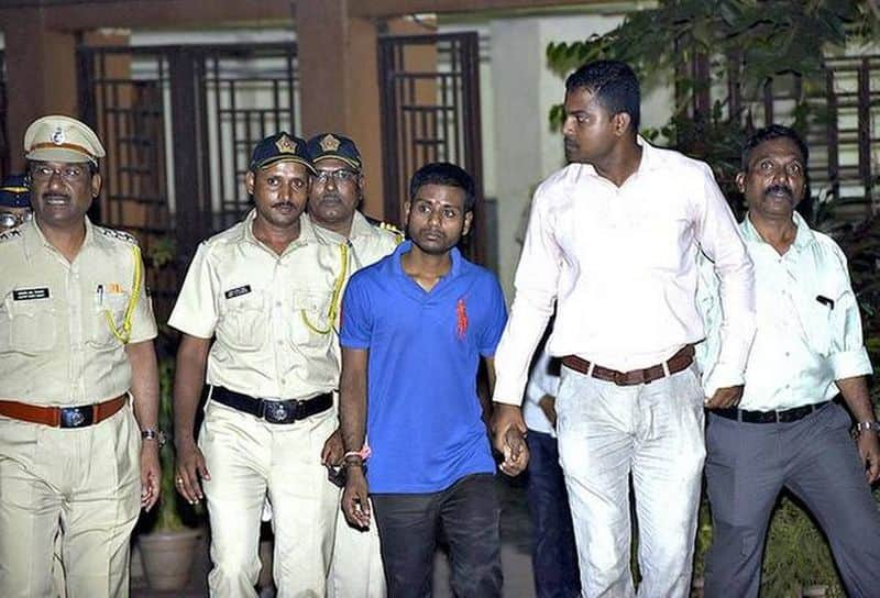 sentence of death on a condemned person in the rape and murder case in Maharashtra