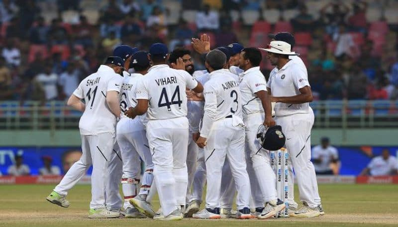 Rohit Pujara put Indian on the driving seat in the first test