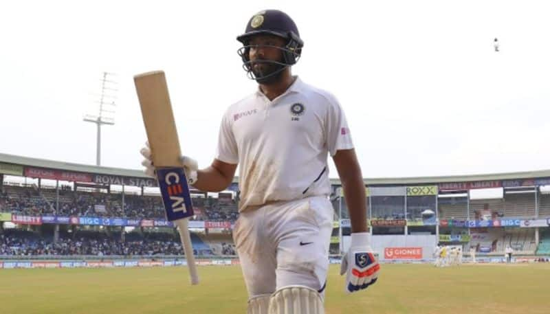 India-South Africa Test sees record number of sixes Rohit Sharma hits 13
