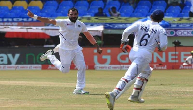 Indian captain Virat Kohli talks high on Indian pacers