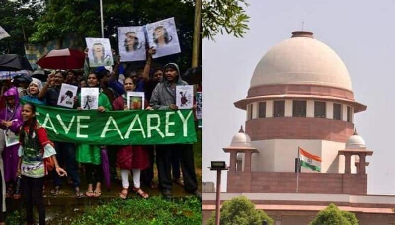 Special Supreme Court bench to hear Aarey Forest axing case on October 7