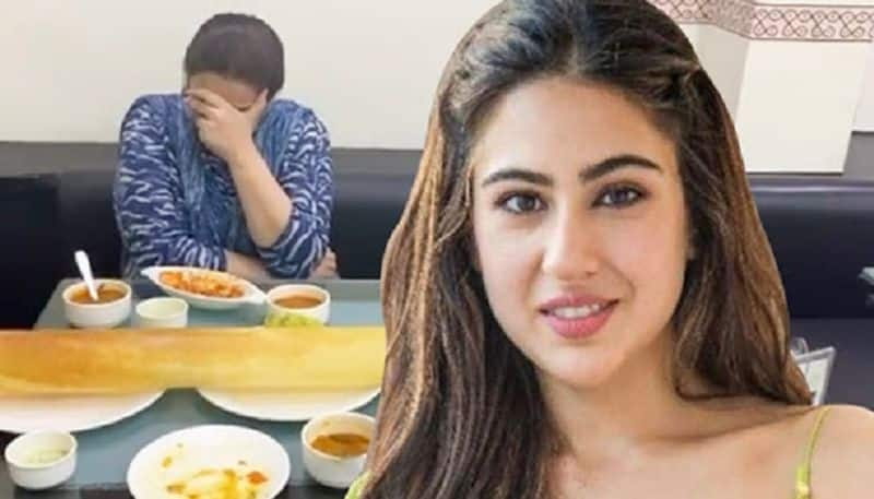 Sara Ali Khan's cheat day with mommy Amrita Singh looks delicious