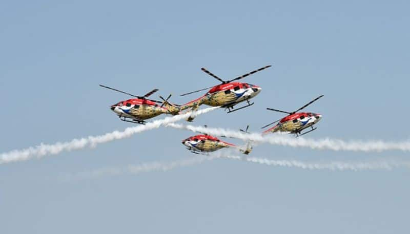Air Force Day: PM Modi, President Kovind hail IAF