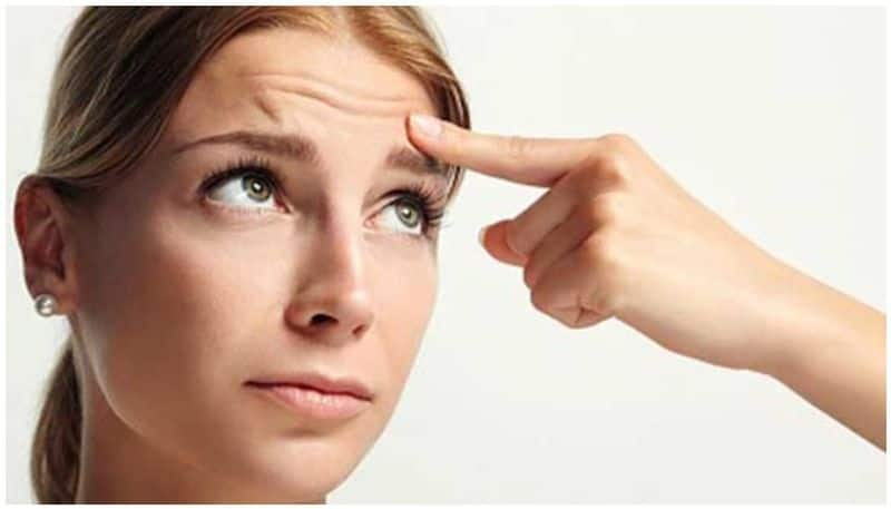 what your life will be tells your forehead lines according to astrology DD