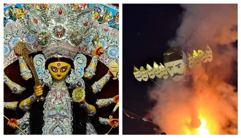 Politicians wishes to citizens on Dusshera
