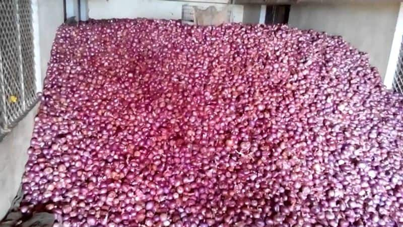 Then onion bounced, one kilogram reached eighty
