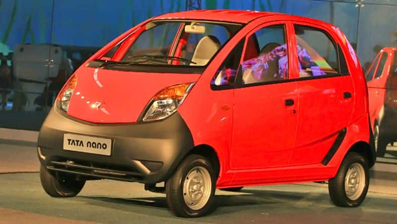 Tata Nano production stopped only 1 unit sold till september 2019