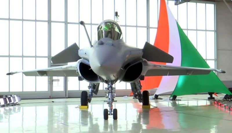 Rajnath Singh 7 more Rafale jets to arrive by April May 2020