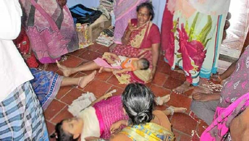 nellai mother killd 2 children