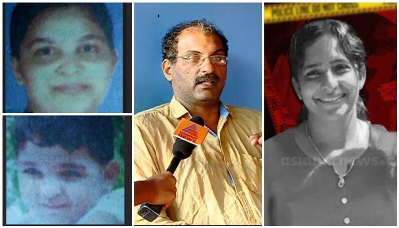 koodathai murder court recorded the  statement of Jollys husband
