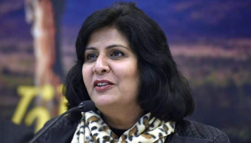 Deepa Malik files nomination Paralympic Committee of India president post