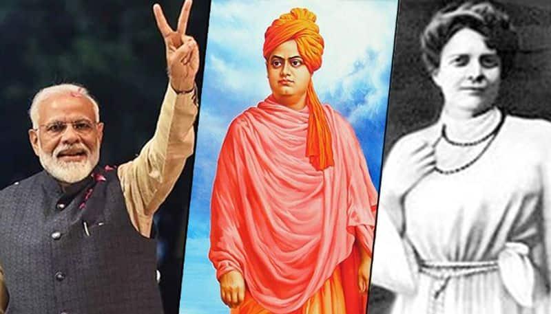 PM Modi, Swami Vivekananda, Sister Nivedita and women empowerment