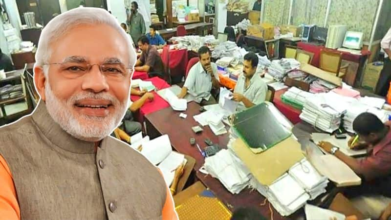 Modi government increased inflation allowance by five percent