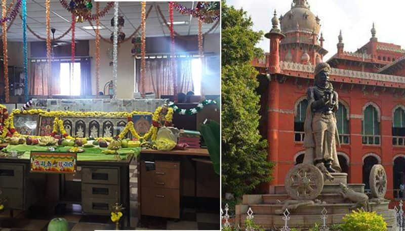 #RafalePujaPolitics: When Madras high court had upheld Ayudha Puja as secular practice