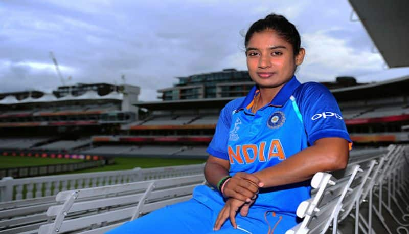 Mithali raj makes record with a win against south africa
