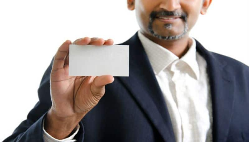 According to Vastu, create a visiting card, get more success in the workplace