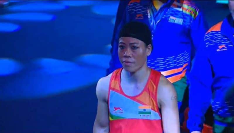 Mary Kom storms into the semi final of World Boxing Championship