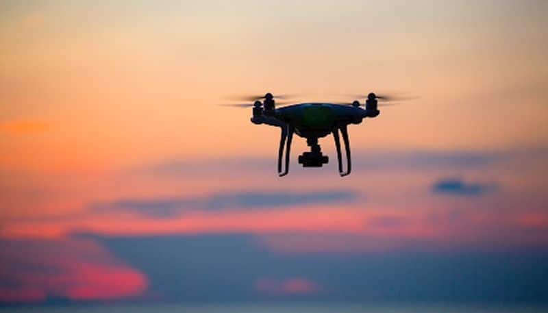 Border Security Force personnel spots drone entering from Pakistan for third consecutive day