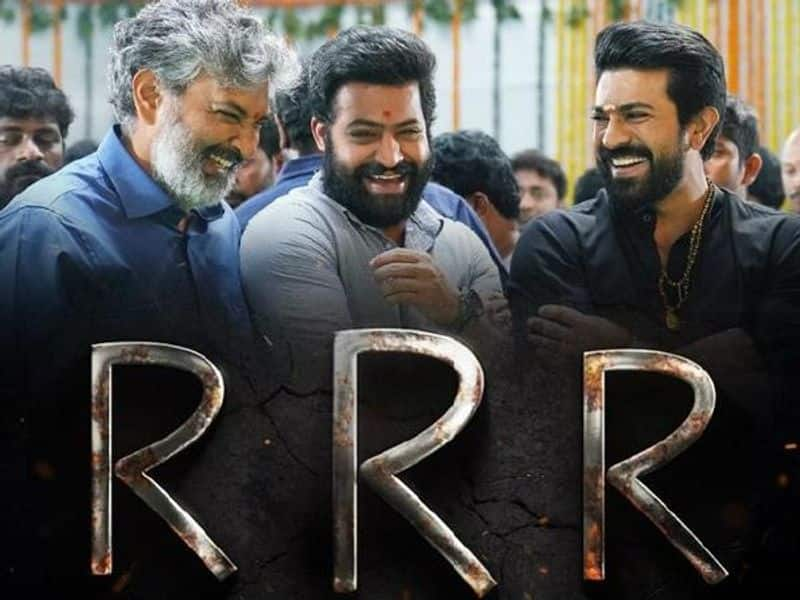 rajamouli special planing for rrr first look