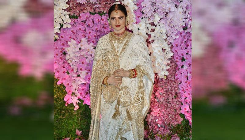 Some secret about Bollywood actress Rekha