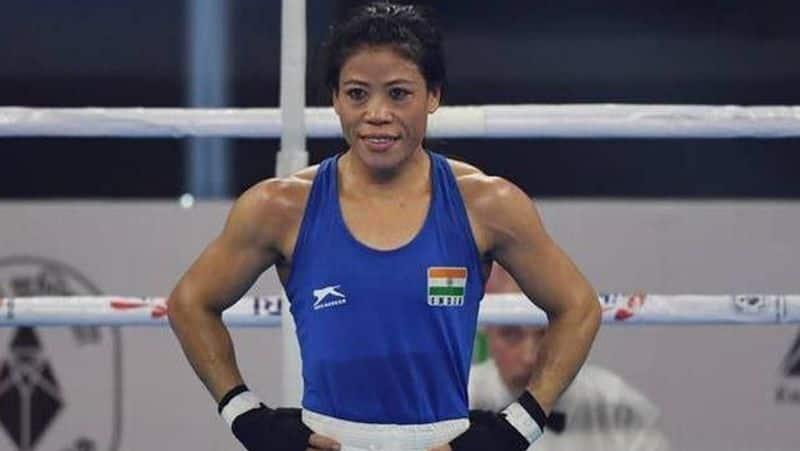 Mary Kom not too scared to face Nikhat Zareen in Olympic qualifiers