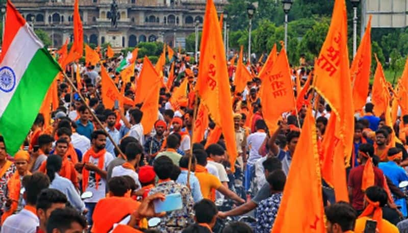 Sabotage in mass marriage, VHP accused police of being a mute spectator