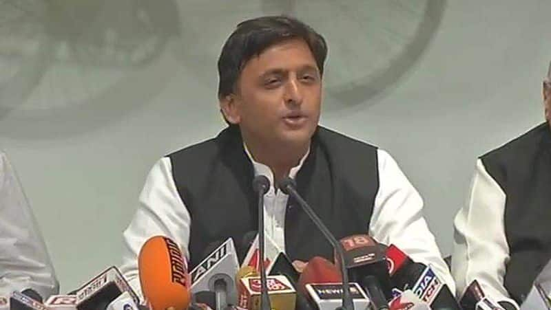 SP struggling for survival, but Akhilesh will not campaign in the by-election