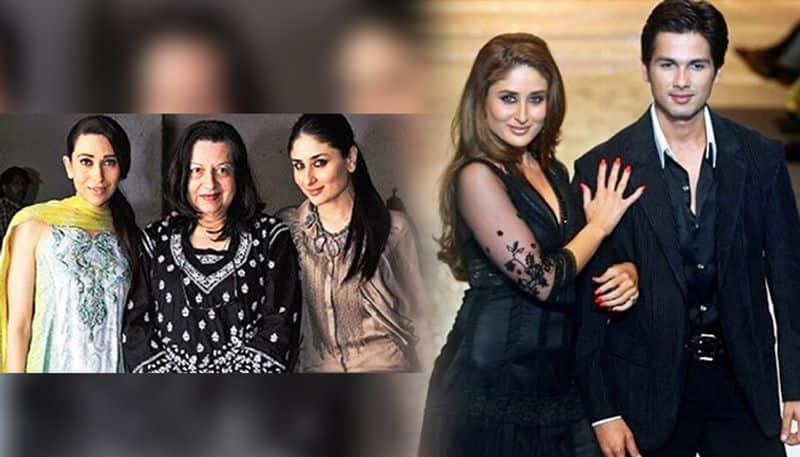Did Kareena Kapoor's sister Karisma, mother Babita influence her to part ways with Shahid Kapoor?
