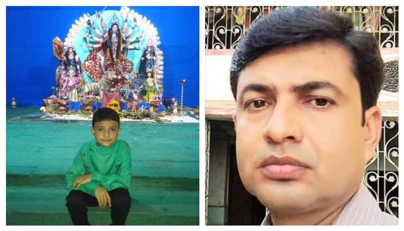 Police claims that murderer was known to victim family of Murshidabad