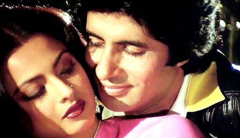 Here's a glance at iconic on-screen duo Amitabh Bachchan, Rekha's journey through films