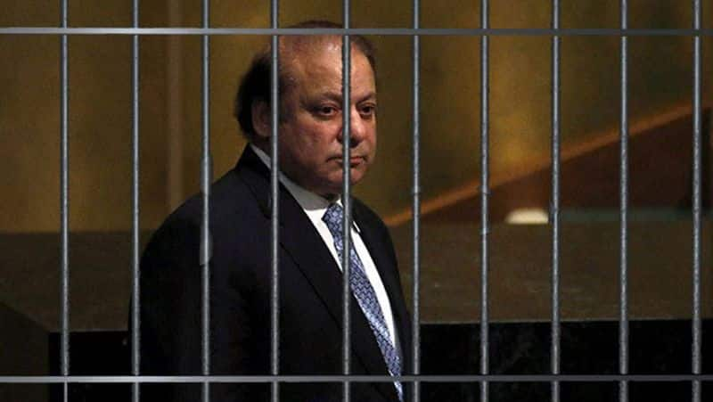 Former PM Nawaz Sharif suffered a heart attack, son accused Imran Khan of giving poison