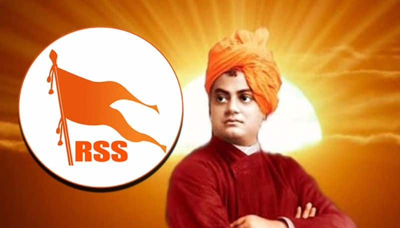 Swami Vivekananda's  modern definition of Hindutva; how RSS has been influenced by it